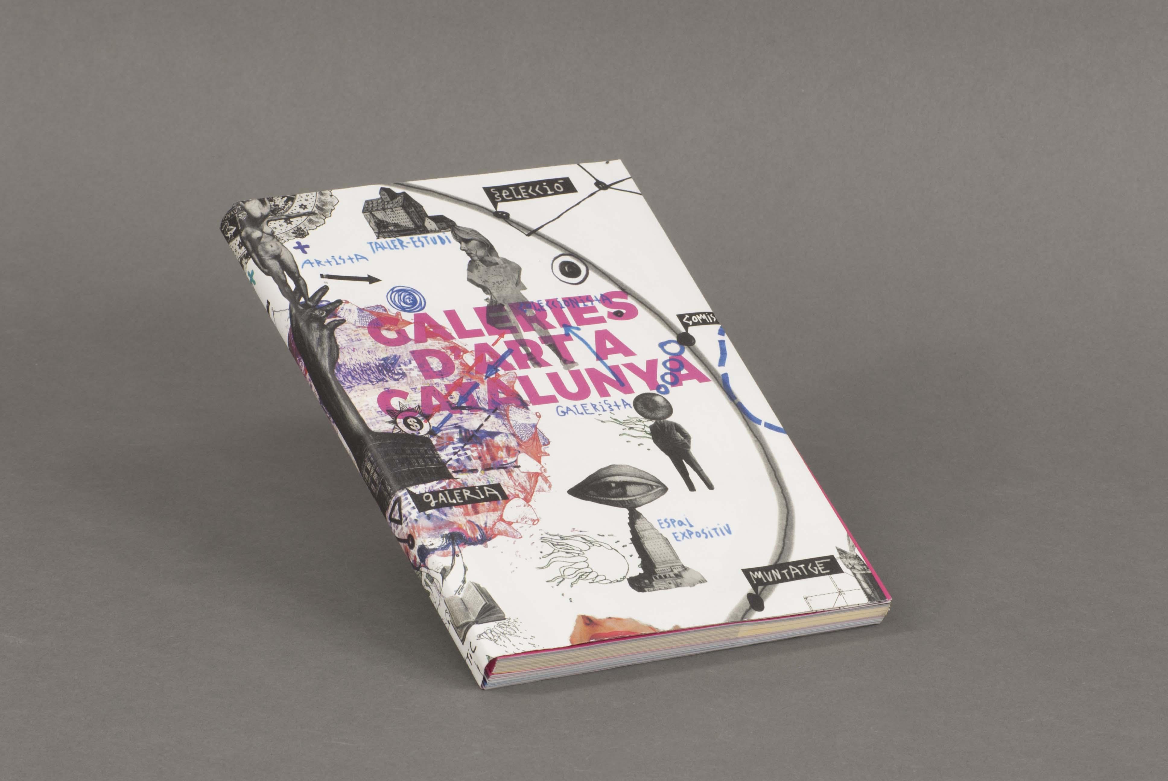 libro de arte galerias de arte de catalunya