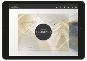 Producto en catálogo comercial digital