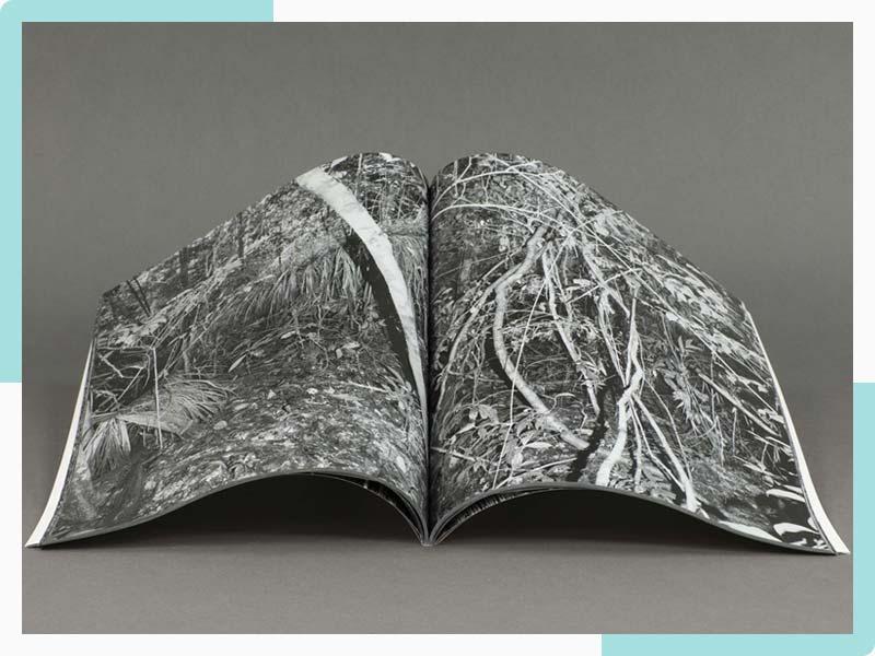 Libro de fotografía impreso CeGe