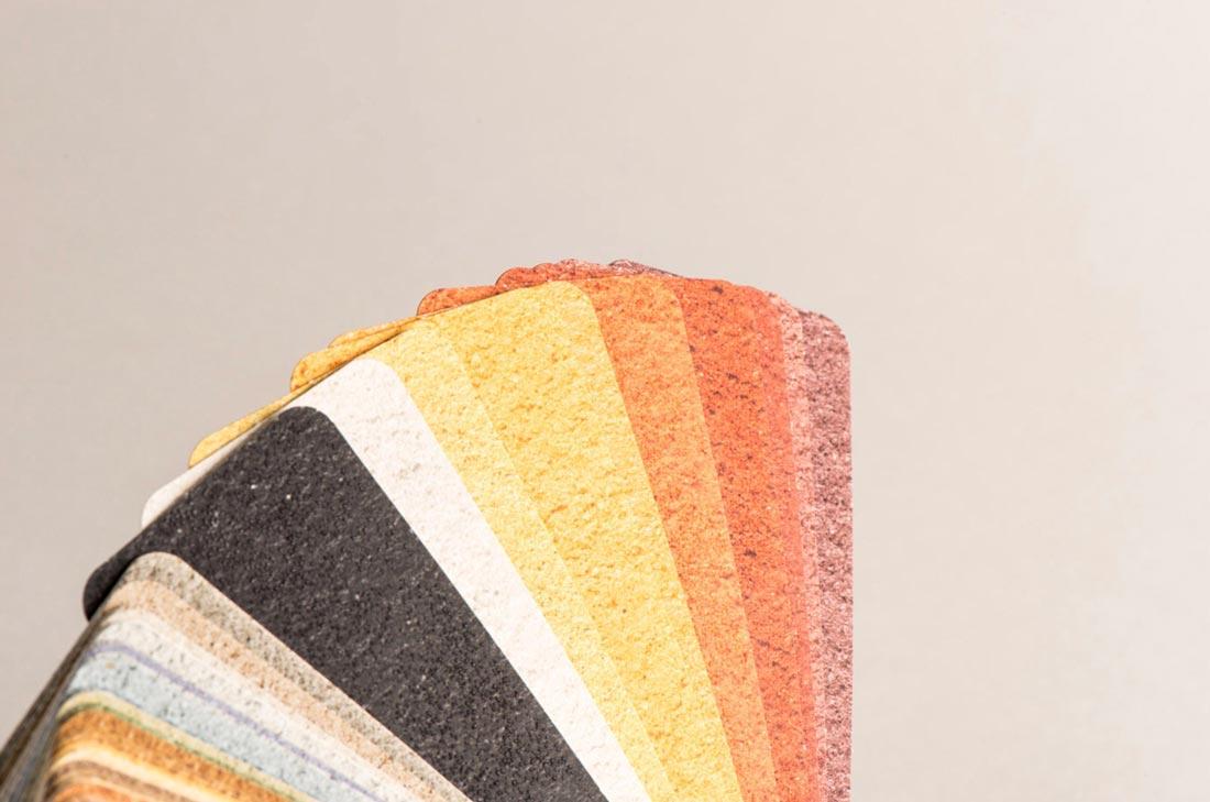 Impresión de carta de colores CeGe Global
