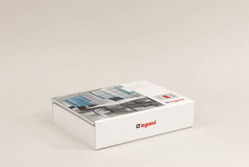 Diseño de pack presentación CeGe Global