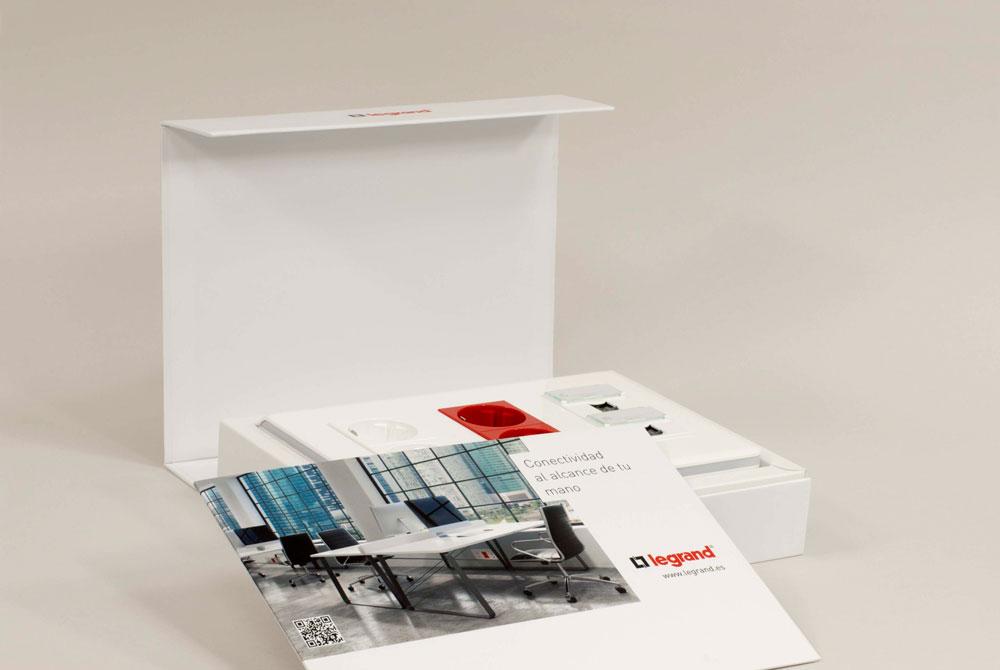 Diseño de pack para punto de venta CeGe