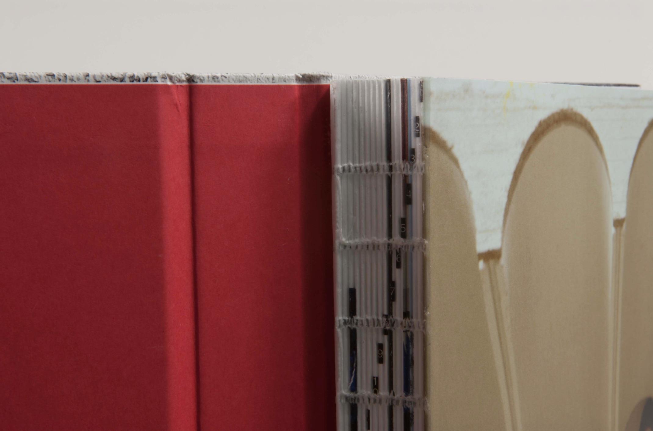 encuadernacion de libro de arte