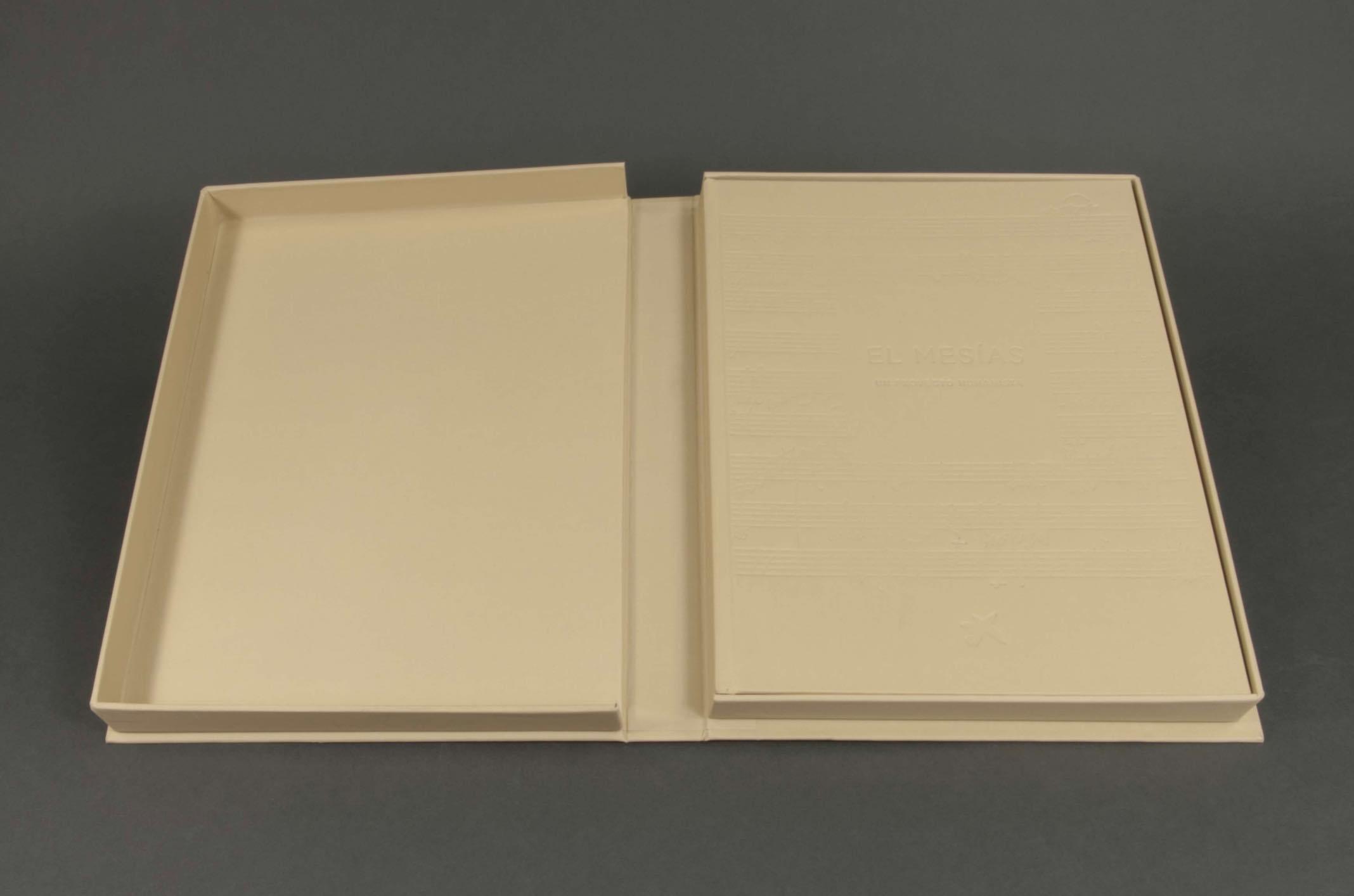 encuadernacion libro de arte