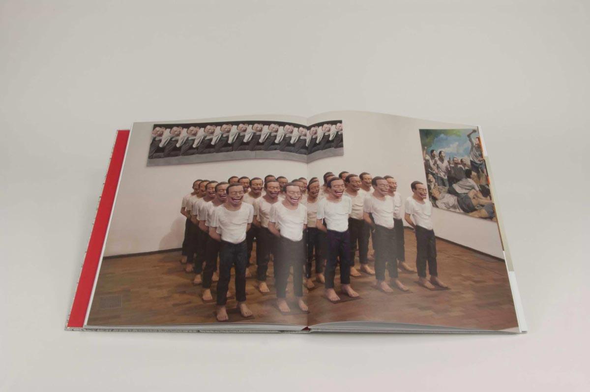 livre institutionnel ouvert fondation joan miro