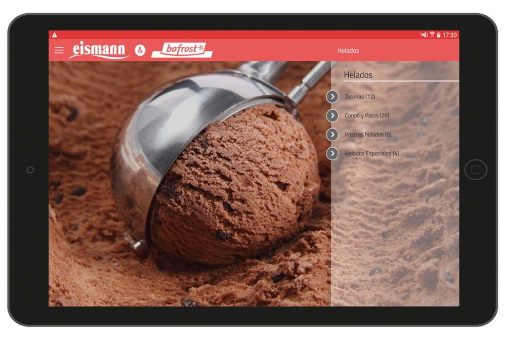 Mostra de producte en catàleg interactiu CeGe
