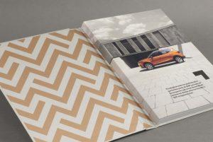 Informe anual SEAT impreso