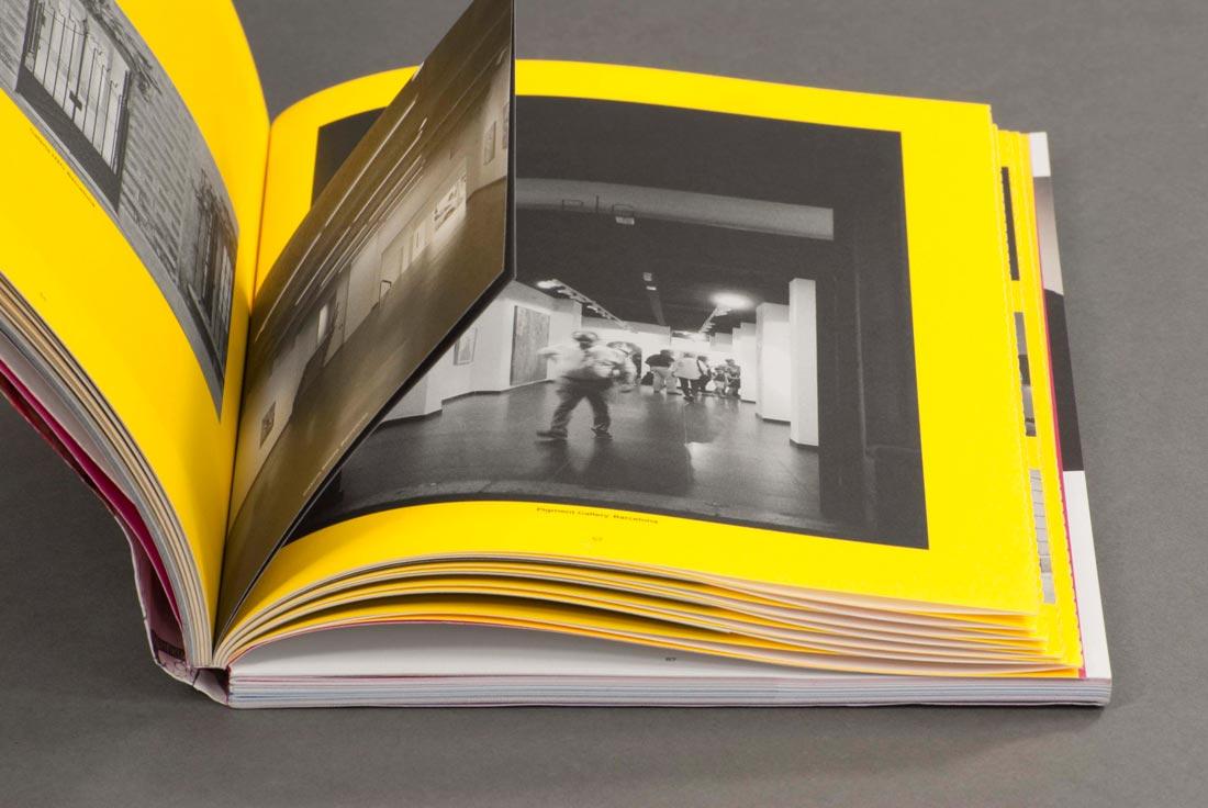 Libro de galería de arte