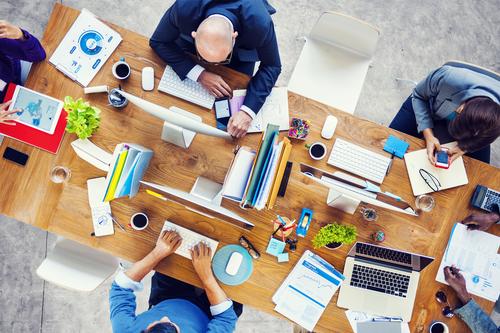 coordinación marketing y ventas