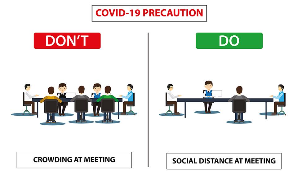 elementos comunicación COVID