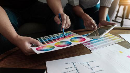Diseño de publicación corporativa en papel y en digital