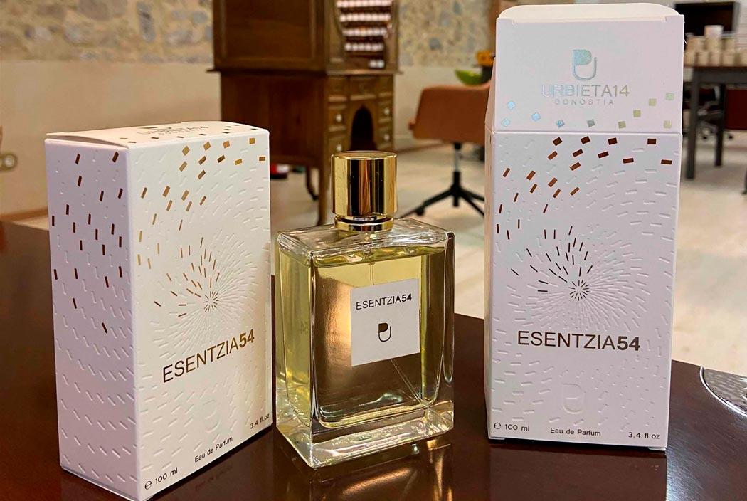 Impression de packaging cosmétique pour parfum cegeglobal