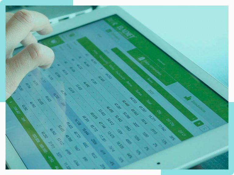 interface de la solution de sales enablement cegeglobal