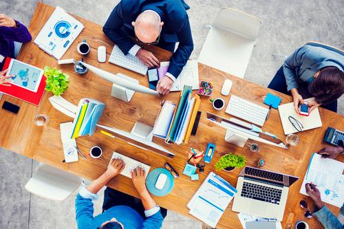 Transformación digital en las empresas con herramientas digitales