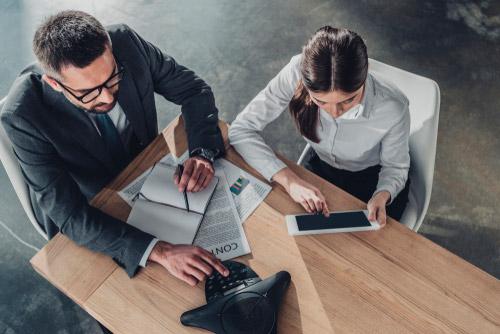 Especialistas en transformación digital CeGe