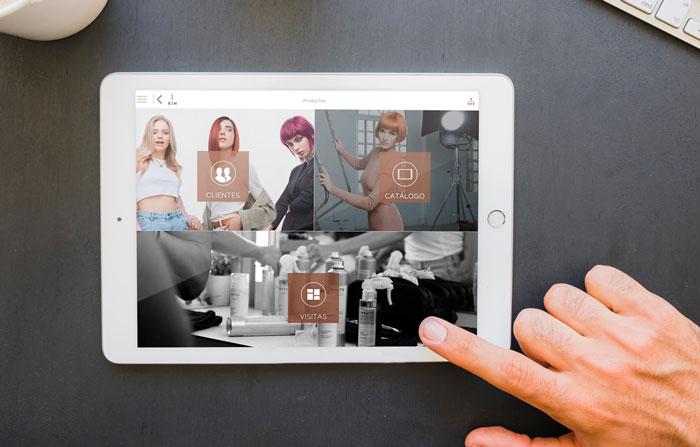 Herramienta digital para el área comercial