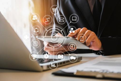 Herramienta digital para gestión comercial